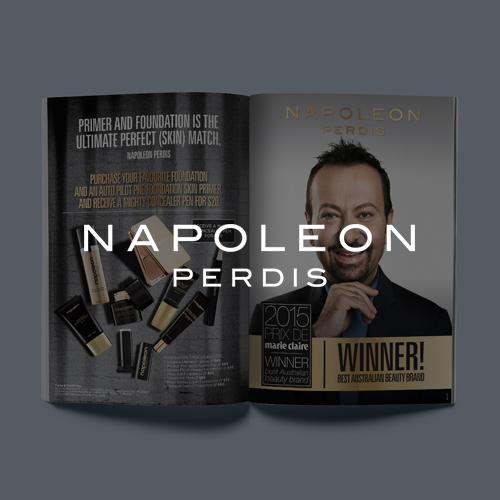 NAPOLEON PERDIS | LUNAR STUDIOS