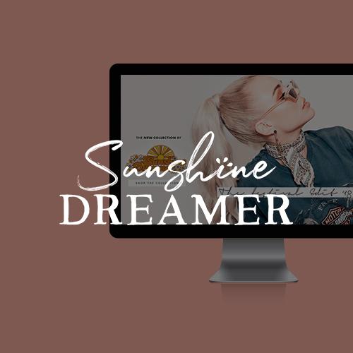 SUNSHINE DREAMER | LUNAR STUDIOS