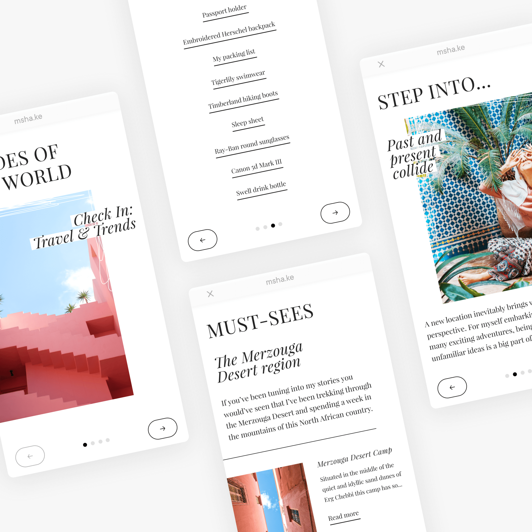UI DESIGN | LUNAR STUDIOS