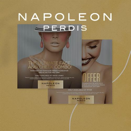 NAPOLEON PERDIS   LUNAR STUDIOS