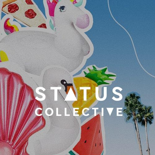 STATUS COLLECTIVE   LUNAR STUDIOS